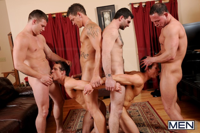 The Rosso Twins get gang fucked (11)