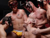 Gay Jocks Fetish Orgy