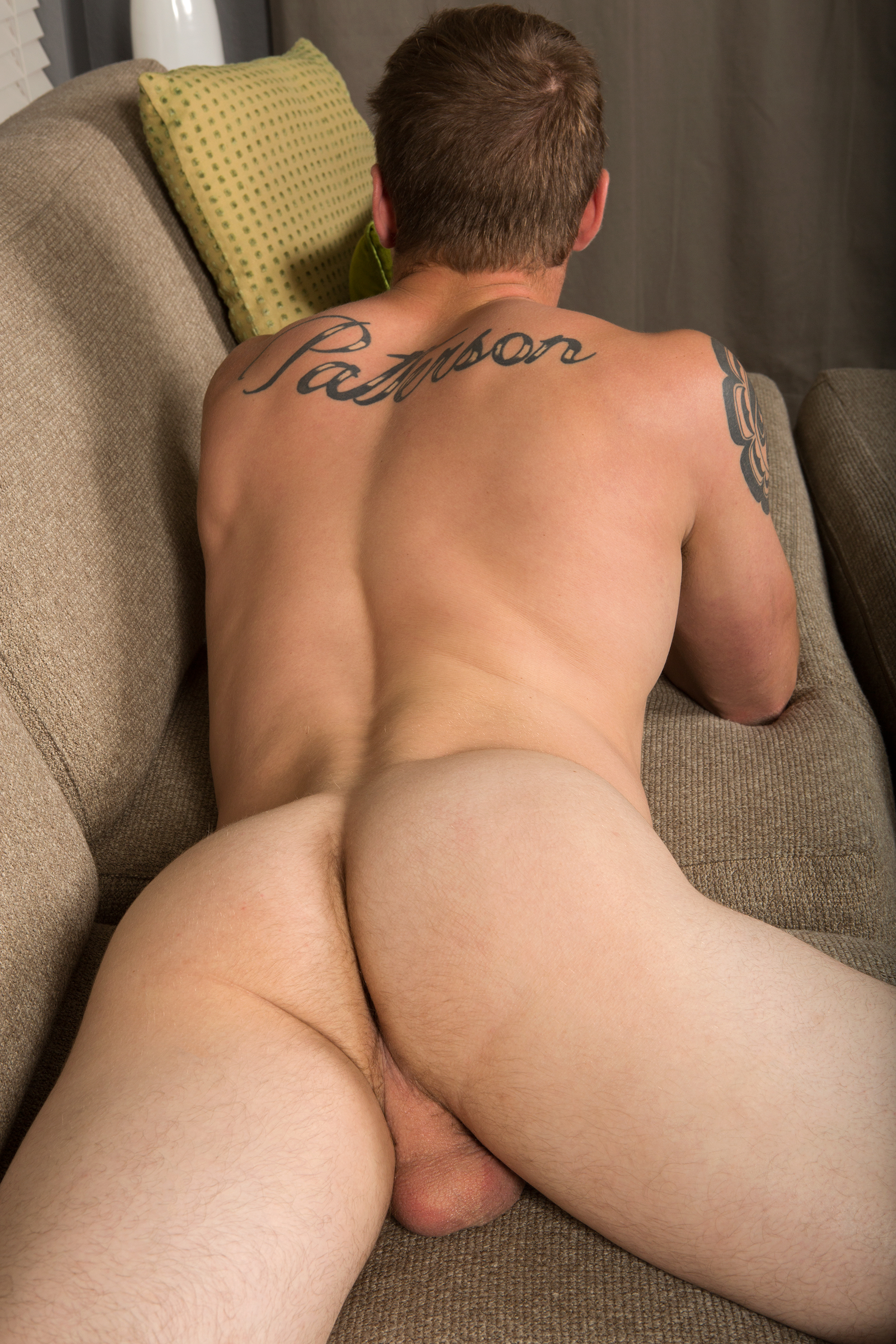 Jacking off with new jock Kristian 4