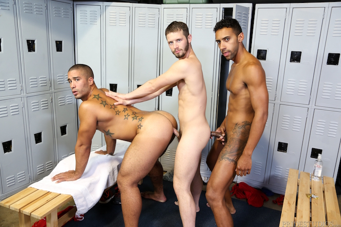 Competitive Big Dicks - Trey Turner & Jay Alexander & Asher Devin 10