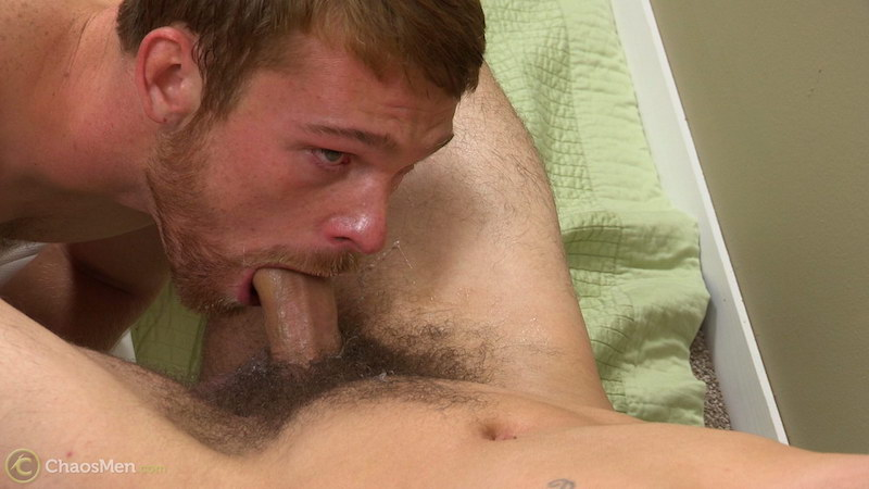 tasting cock first time gay