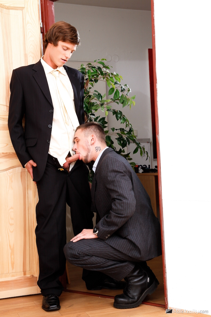 Office Twinks 05 - Bob Nesta & Lucky Taylor 2